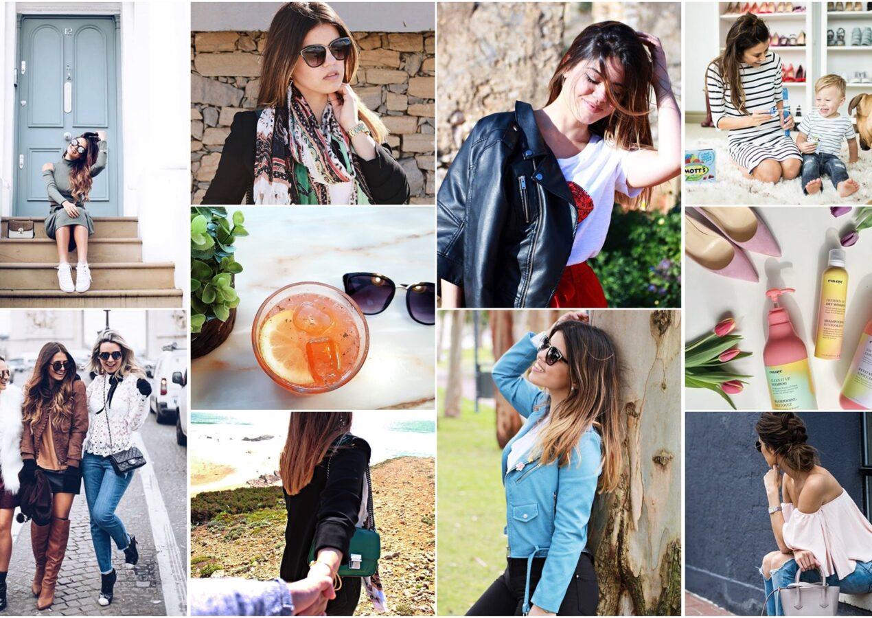 Moda, estilo e inspirações