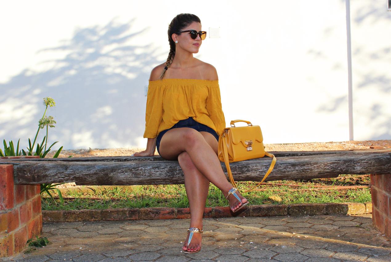 Look do dia: Amarelo mostarda